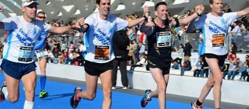 CT Travesías Mitos acude a los 10k y Maratón de Valencia