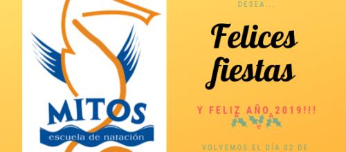 FELICES FIESTAS Y FELIZ AÑO 2019!!!